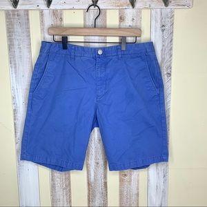 Bonobos 9inch Blue Chino Short Mens 36